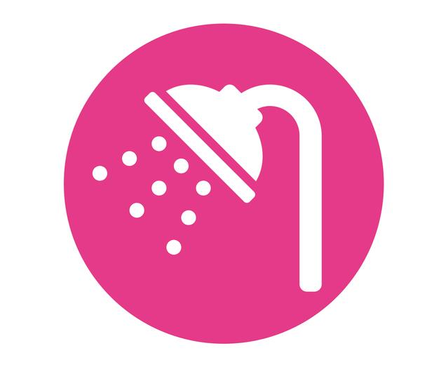 Icono de ducha